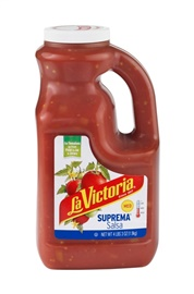 Picture of Salsa Suprema La Victoria - Medium - 67 oz. - Item No. 14901
