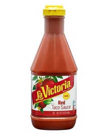 Picture of Red Taco Sauce La Victoria Medium - 15 oz - Item No. 14915