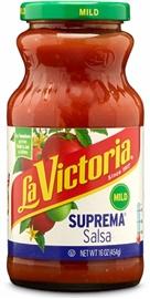 Picture of Salsa Suprema La Victoria - Salsas -  Mild - 16 oz- Item No.14929