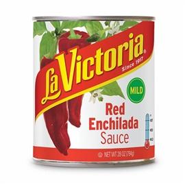 Picture of Red Traditional - La Victoria Enchilada Sauce -  Mild - 28 oz- Item No.14950