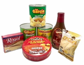 Picture of The Real Deal Mexican Dessert Pack 7 items - Item No. 14991