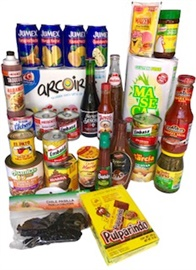 Picture of The Grande Mexican Food Kit 28 items- Item No.14996