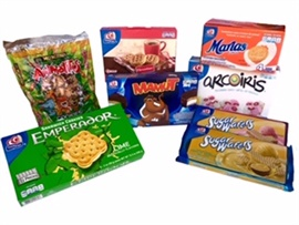 Picture of Mexican Cookies Pack - Surtido de Galletas Mexicanas - 8 items - Item No. 15012