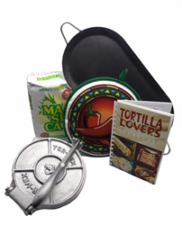 Picture of Tortilla Lovers Gift Pack 5 items- Item No.15016