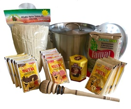Picture of Posadas Fiesta Gift Pack 14 items - Item No. 15018