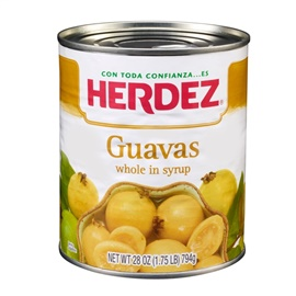 Picture of Guavas Herdez Whole- Item No.1530