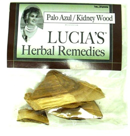 Picture of Lucia's Herbal Remedies Palo Azul / Kidney Wood 1 oz (Pack of 3) - Item No. 18122-73727