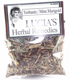Picture of Lucia's Herbal Remedies Yerbaniz 1 oz - Item No. 18122-73767