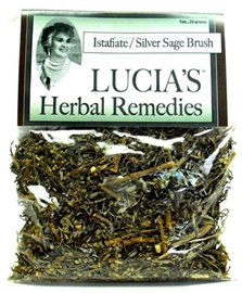 Picture of Lucia's Herbal Remedies Istafiate / Silver Sage Brush 1 oz - Item No. 18122-73777