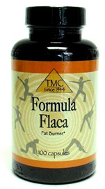 Picture of Formula Flaca Capsules (Fat Burner) 100 capsules - Item No. 18122-73927