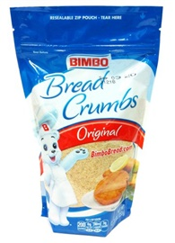 Picture of Bimbo Pan Molido - Bread Crumbs 12.35 oz - Item No. 19170