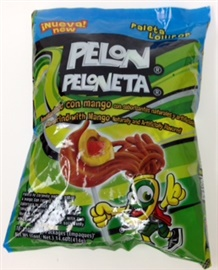 Picture of Pelon Peloneta Tamarindo 18 pieces - Item No. 19886-25000