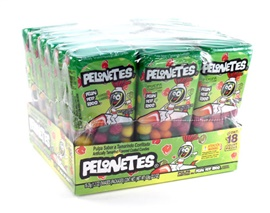 Picture of Pelonetes Tamarind Flavored Coated Candies 18 count - Item No. 19886-40002