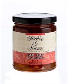 Picture of Fischer & Wieser Red Hot Jalapeno Jelly- Item No.20138-13206