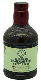 Picture of Raspberry Chipotle Sauce by Fischer & Wieser - The Original 40 oz - Item No. 20483
