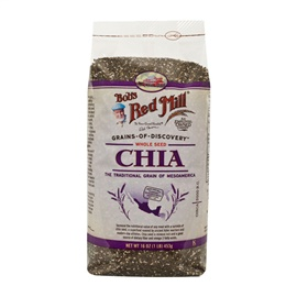 Picture of Chia Seeds by Bob's Red Mill - Item No. 20825-48899