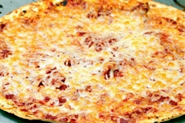 Picture of Tortilla Pizza Recipe - Item No. 21-tortilla-pizza