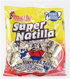 Picture of Super Natilla - Pecan Flavored Toffee - Item No. 24142-00223