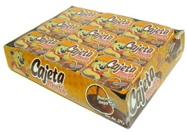 Picture of Montes Cajeta 324 g 18 pieces - Item No. 24142-02095