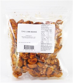 Picture of Chili Lima Beans by Premium Snacks - Item No. 24212-81390
