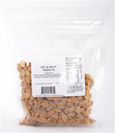 Picture of Hot and Spicy Peanuts by Premium Snacks - Item No. 24212-81460