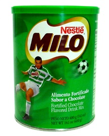 Picture of Milo Chocolate Flavored Drink Mix 14 oz.- Item No.2423