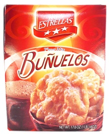 Picture of Tres Estrellas Bunuelos Flour Mix - Item No. 2436