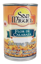 Picture of San Miguel Flor de Calabaza (Zucchini Flower) (Pack of 2) - Item No. 24456-00802