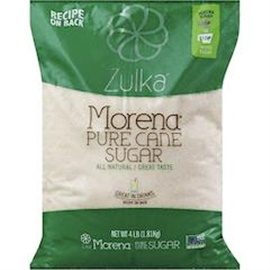 Picture of Pure Cane Brown Sugar - Zulka Sugar - Azucar Morena Granulada 2.2 lbs - Item No. 2462