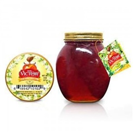 Picture of Pure Honey with Comb - Miel con Panal - Item No. 2468