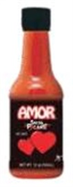 Picture of Salsas Castillo Amor Picante Hot Sauce 12oz - Item No. 24836-05502