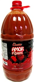 Picture of Salsas Castillo Amor Picante Hot Sauce 126 oz - Item No. 24836-05507