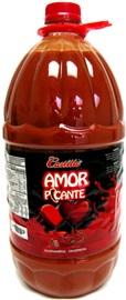 Picture of Salsas Castillo Amor Picante Hot Sauce 126 oz- Item No.24836-05507