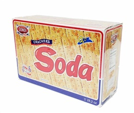 Picture of Galletas de Soda Dond� - Export Soda Crackers - Item No. 24865-04205