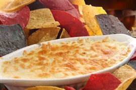 Picture of Queso Fundido - Mexican Fondue Recipe - Item No. 249-mexicanfondue
