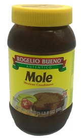 Picture of Rogelio Bueno Authentic Mole 18 oz. - Item No. 2502