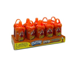 Picture of Lucas Muecas Lollipop with Chili Powder Mango 10 count- Item No.25181-42410