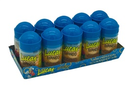 Picture of Lucas Baby Sweet'n Sour Mango Powder (10 pack) 7.1oz - Item No. 25181-64010