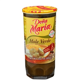 Picture of Mole Verde Dona Maria  - Item No. 2522