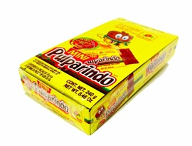 Picture of De la Rosa Mini Pulparindo Hot and Salted Tamarindo Candy - Item No. 25226-00157