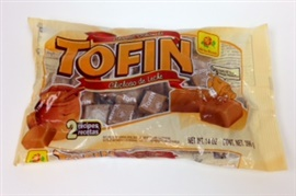 Picture of Tofin Chicloso de Leche 14 oz - Item No. 25226-00253