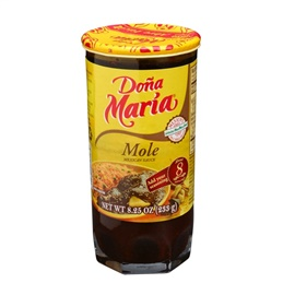 Picture of Mole Sauce Do�a Maria  8.25 oz. - Item No. 2526