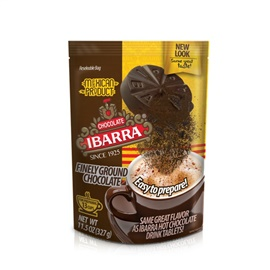 Picture of Chocolate Ibarra Finely Ground Cocoa Instant Mix 14 oz - Item No. 2542