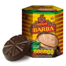 Picture of Mexican Chocolate Ibarra Authentic Mexican Sweet Chocolate Drink Mix 19 oz - Item No. 2544