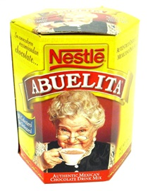 Picture of Chocolate - Mexican Chocolate Abuelita by Nestle 19 oz - Item No. 2550