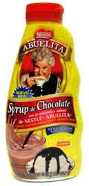 Picture of Abuelita Chocolate Syrup 16 oz by Nestle- Item No.2558