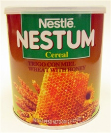 Picture of Nestum Wheat & Honey 12.7 oz - Item No. 2577
