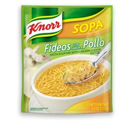 Picture of Knorr Chicken Noodle 3.5 oz (Pack of 3)- Item No.2607