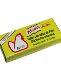 Picture of Knorr Chicken Bouillon Cubes 24 cubes - Item No. 2665