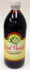 Picture of Real Vanilla Pure Vanilla Extract � 100% Natural - Item No. 26668-00023